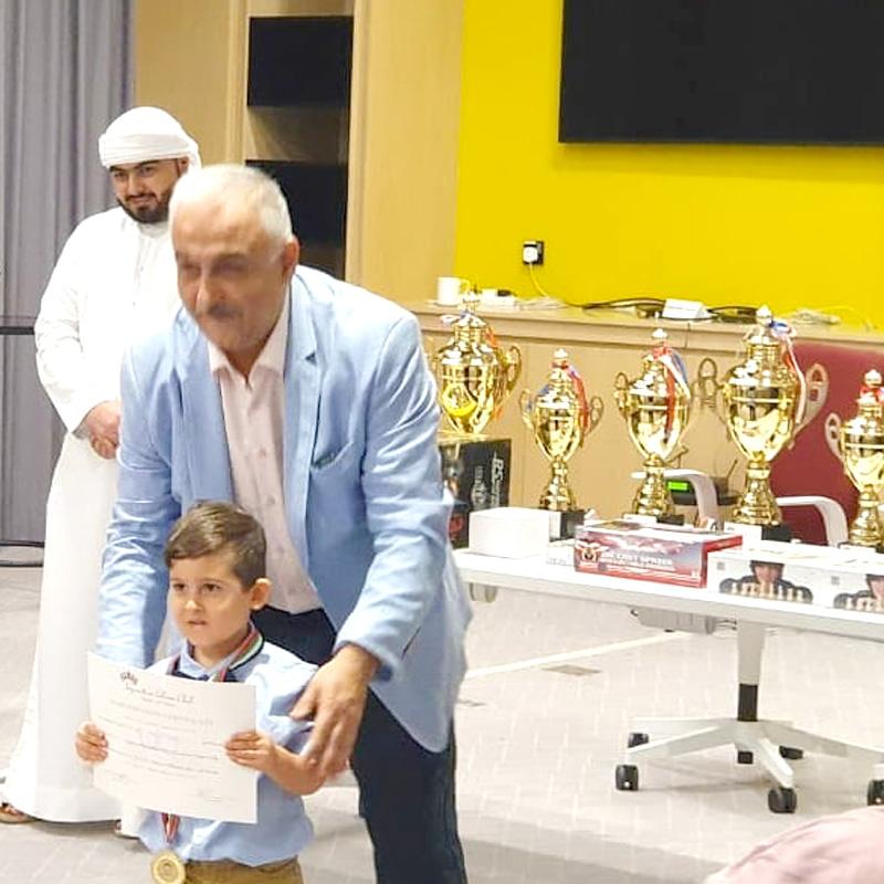 achievements of signature chess club